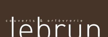 Couverts & Orfèvrerie - Lebrun