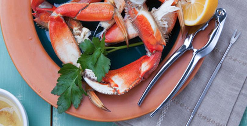 Crustacés-Poissons-Escargots